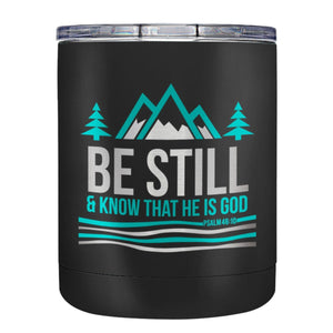 Kerusso® Be Still Stainless Steel Mug
