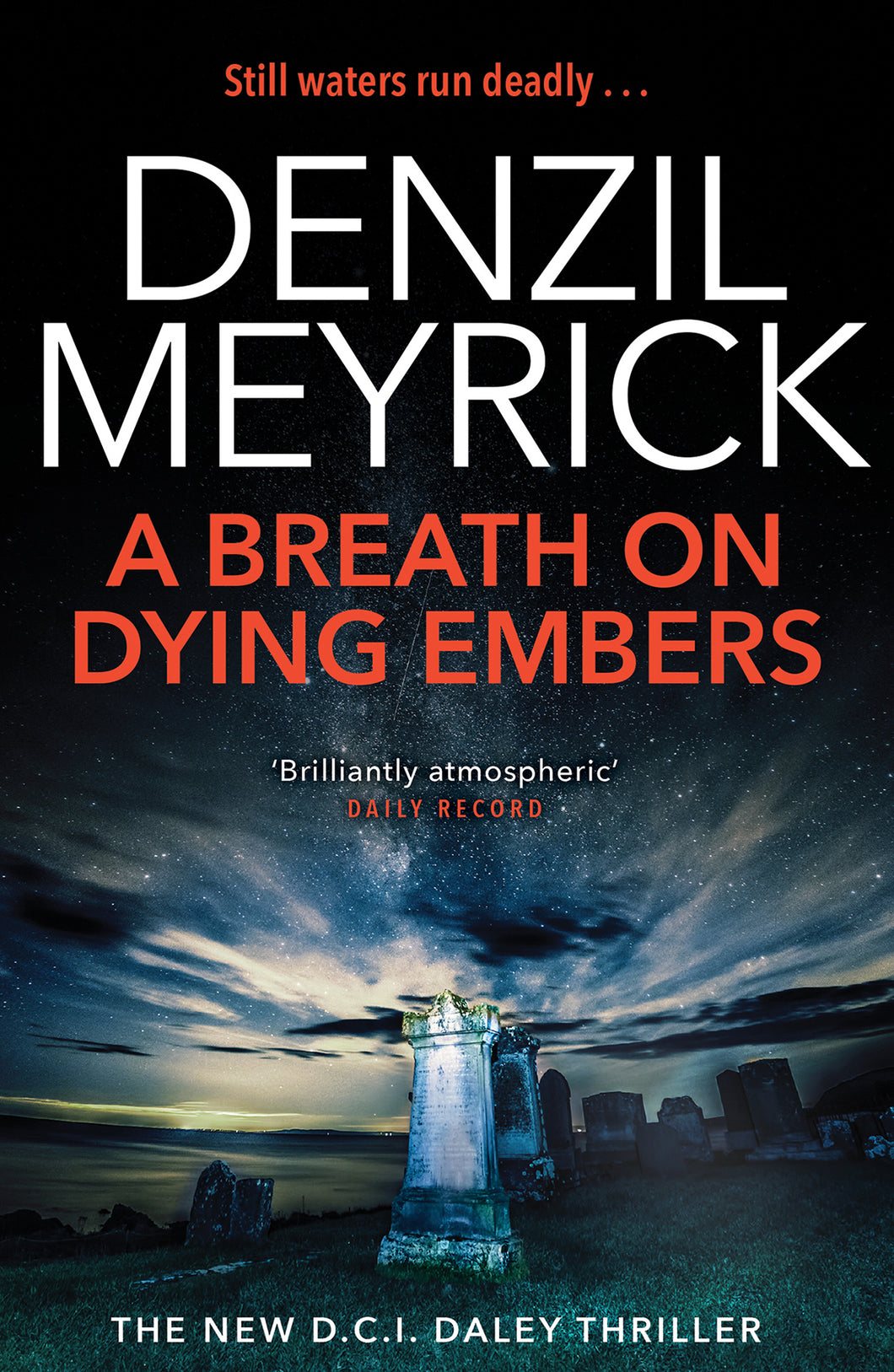 A BREATH ON DYING EMBERS (Book 7)