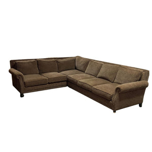 Down Filled Rene Cazares Sectional