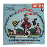 The Sound of Music Super 8 Film Vintage 42.5 Meters