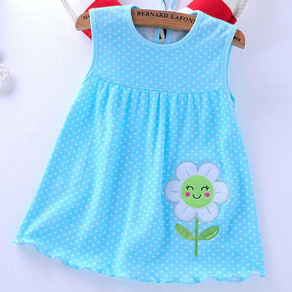 Fashion Infantile Cotton Baby Dresses