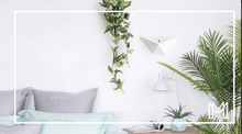 Load image into Gallery viewer, Geometric Hanging Wall Planter