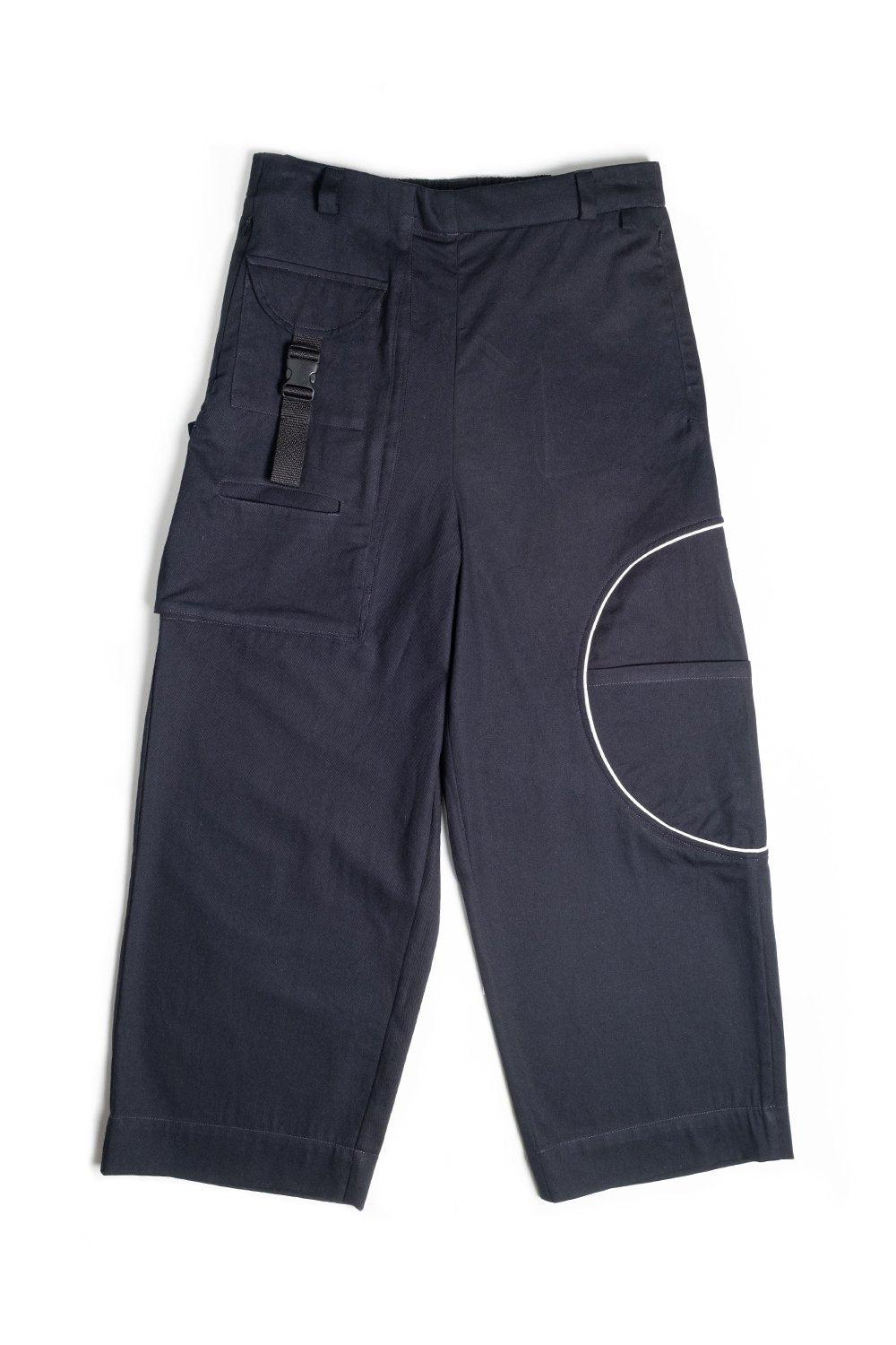 Orbit Blue Eclipse Pants - BISKIT