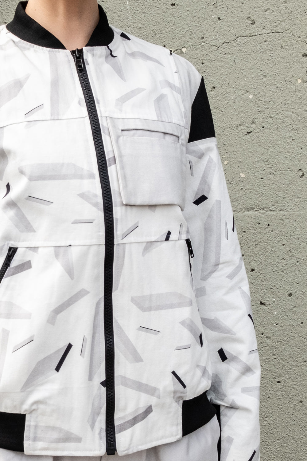 Space Debris Bomber Jacket | EDITION OF 50