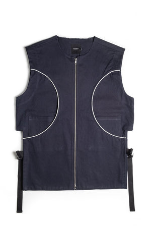 Orbit Blue Eclipse Vest - BISKIT