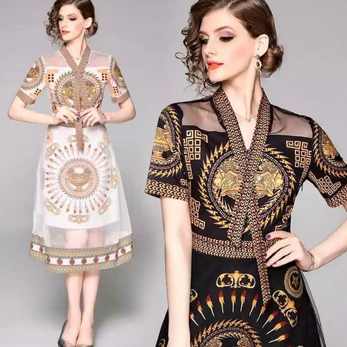 MSN19295 designer inspired dress