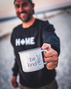 Be Kind Retro Mug