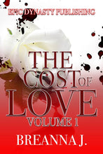 The Cost of Love e-book
