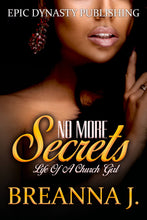No More Secrets e-book