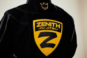 Zenith Elite Gi Black - Women - Shield Logo