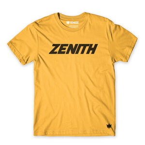 Zenith Sport Tee - Kids - Yellow
