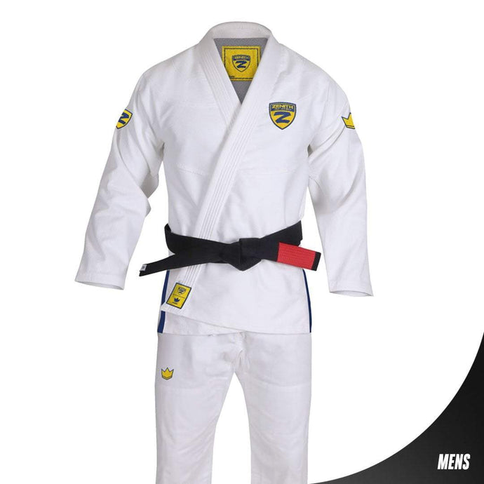 Zenith Elite Gi White - Men