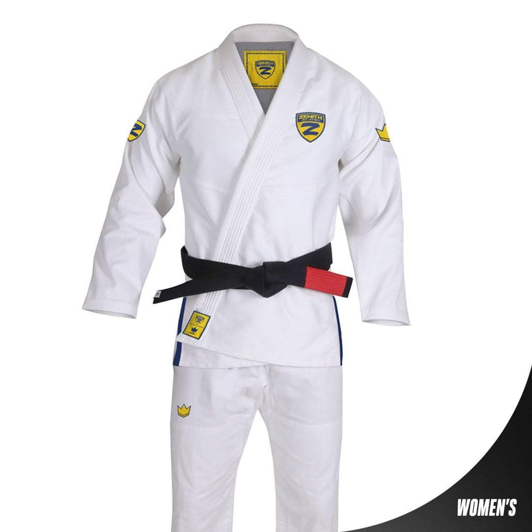 Zenith Elite Gi White - Women