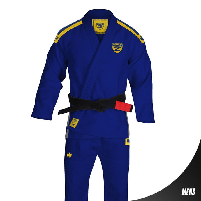Zenith Sport Gi Blue - Men