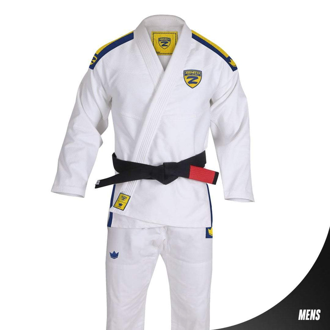 Zenith Sport Gi White - Men