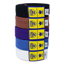 Load image into Gallery viewer, Zenith Adult Jiu Jitsu Belts