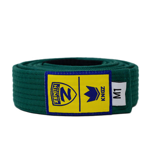 Zenith Kids Solid Jiu Jitsu Green Belt