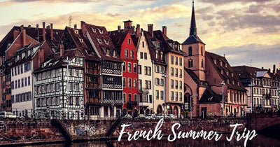 French Summer Trip #6 - Exploring Alsace and the city of Strasbourg with Francis Dubois