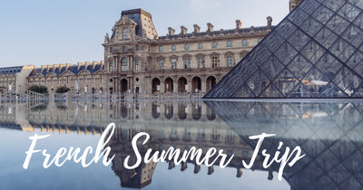 French Summer Trip #2 | Discovering Paris with Séverine Cohen