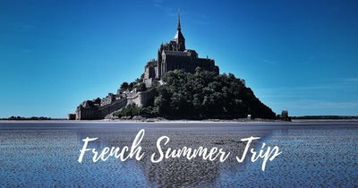 French Summer Trip #3 - Discovering the Normandy with Adélaïde Chantilly