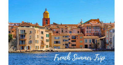 French Summer Trip #5 - Exploring the city of Nice and the South of France, with Claire Obry