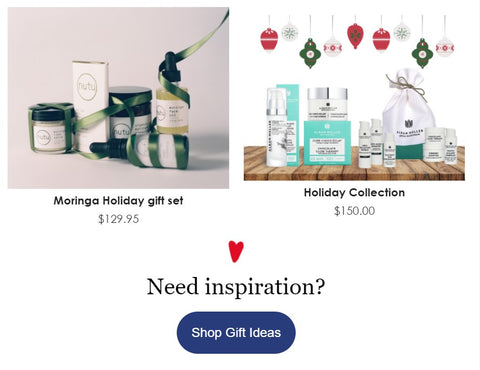 French gift sets