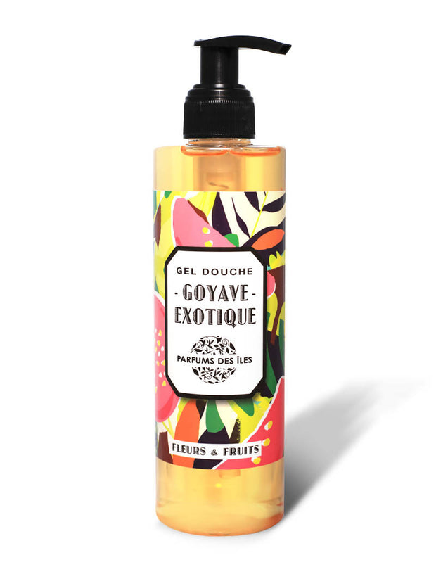 Shower gel - Goyave Exotique