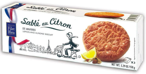 Filet Bleu Sable au Citron