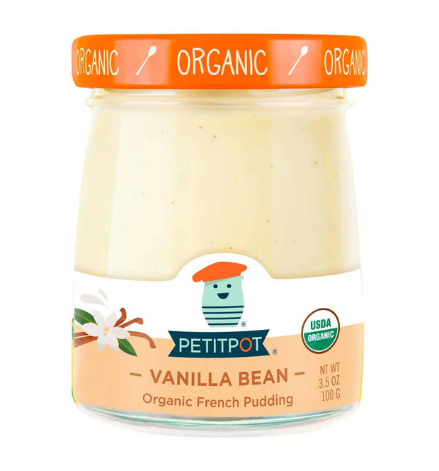 French Vanilla Pudding (Set of 8)
