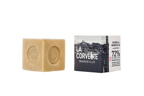 Marseille soap - La Corvette