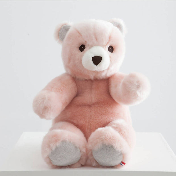 Robert the Bear Pink by Pamplemousse