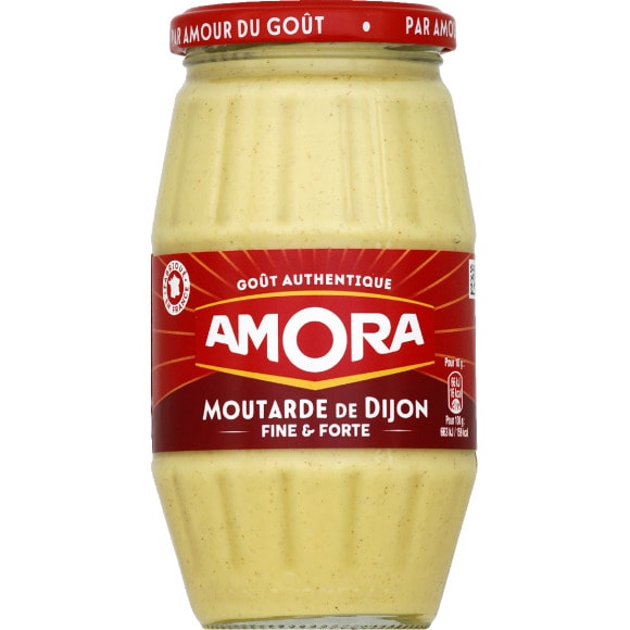 Amora French Mustard from Dijon