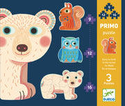 Primo puzzle In the Forest - Djeco