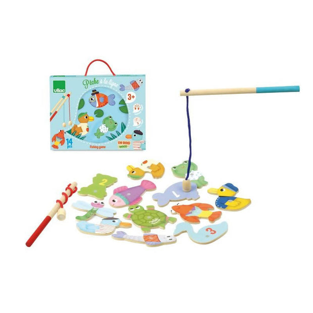 Vilac Magnetic Fishing Game