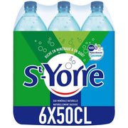 St-Yorre Mineral Water