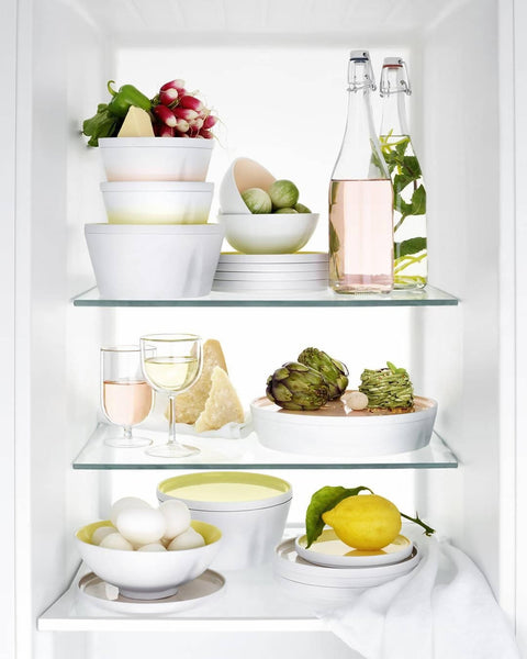 Small Bowl & Dinner Plate - L'Econome by Starck