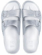 Sandals Baleia Silver - Women