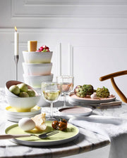 Medium Bowl & Dinner Plate - L'Econome by Starck