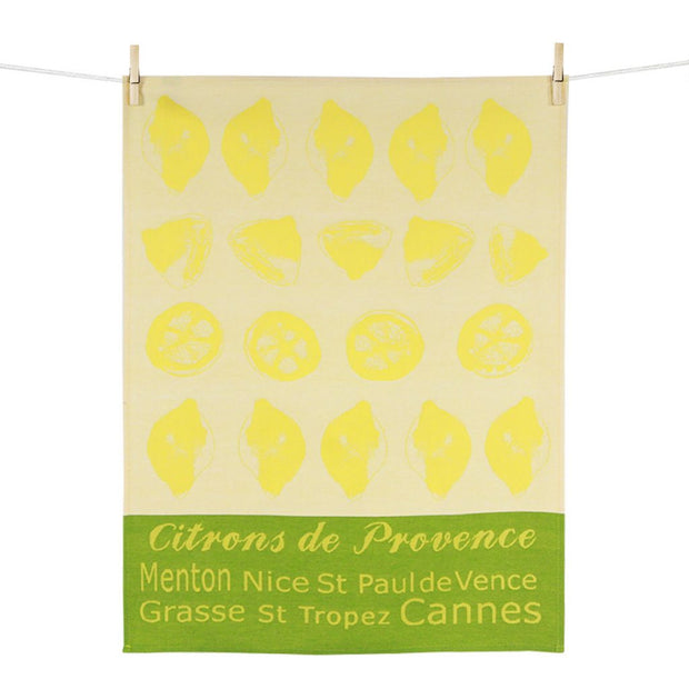 Kitchen Towel – Citrons