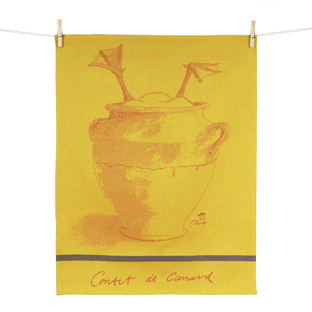 Kitchen Towel – Confit de canard