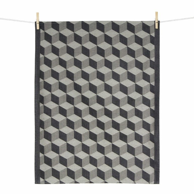 Kitchen Towel – Cubes