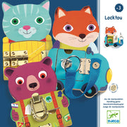 Locktou Activity Toy- DJECO
