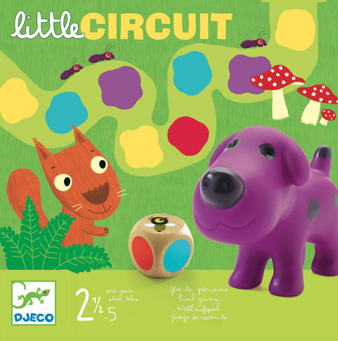 Little circuit/little game - Djeco
