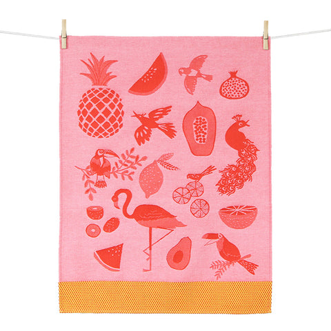 Kitchen Towel – Fruits exotiques