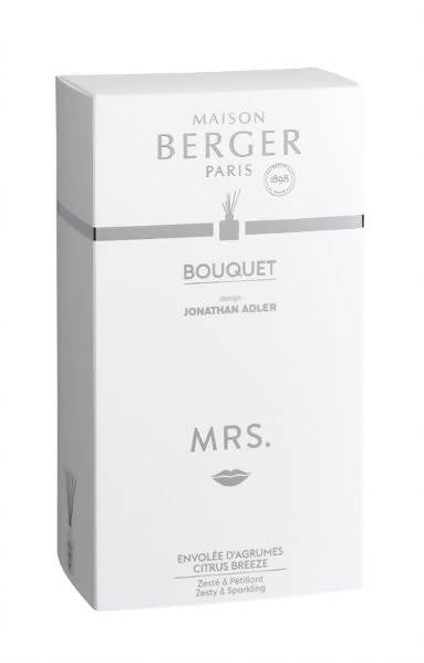 Mrs. Citrus Breeze Pre-filled Reed Diffuser Bouquet - 180ml