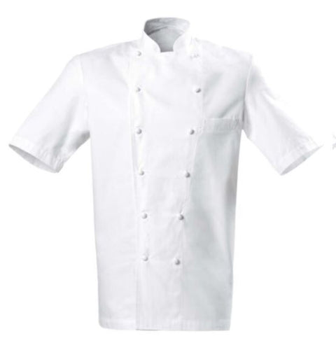 Grand Chef Coat - Short Sleeves