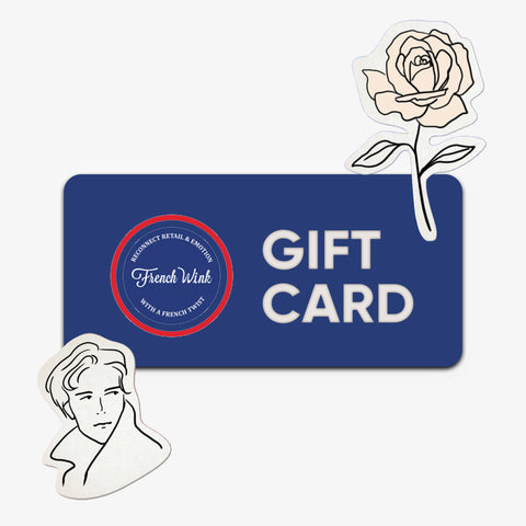 Gift Card - French Wink Boutique