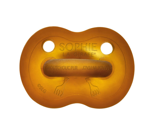 Sophie la Girafe Pacifier | 100% Natural Rubber | 6-18Months