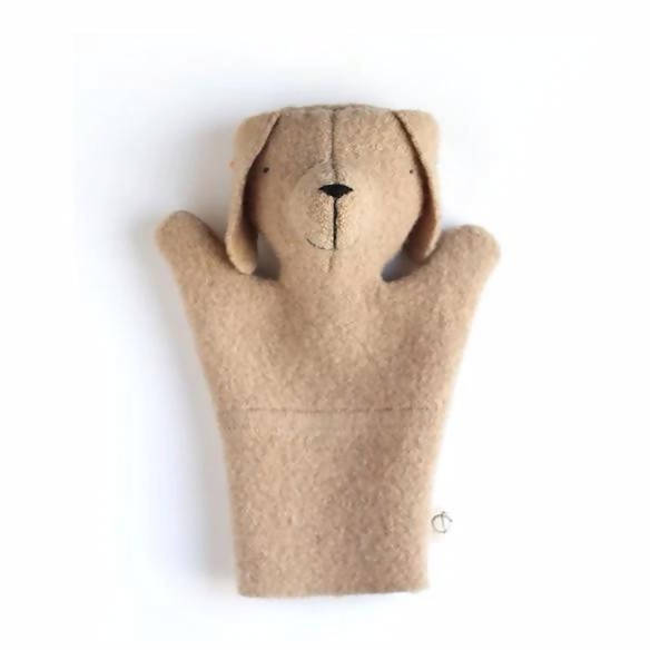 Merci Bisous - Hand Puppets