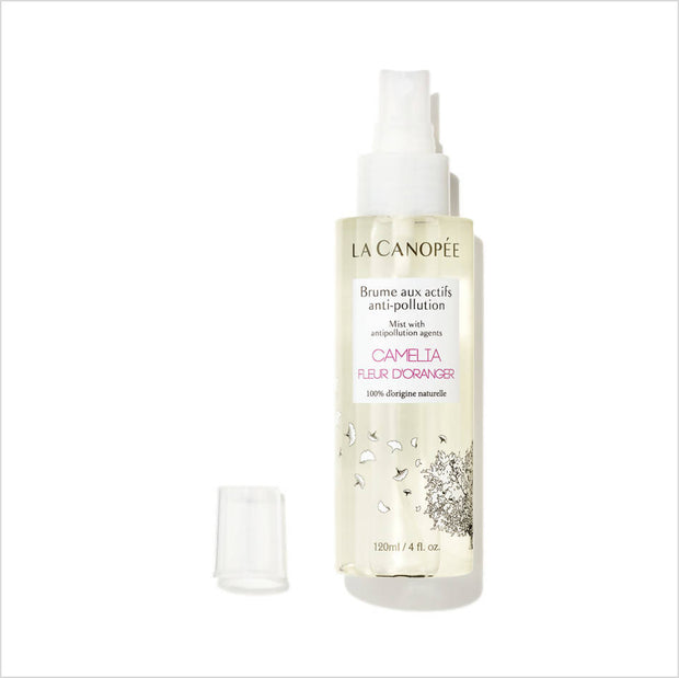 Anti-pollution mist - La Canopée